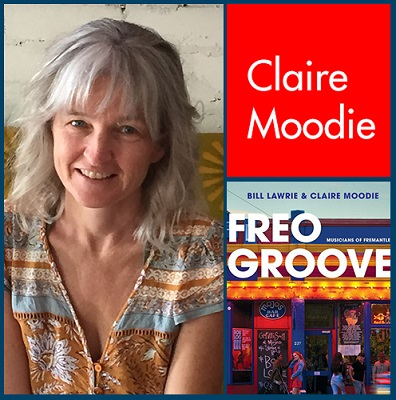 Claire Moodie