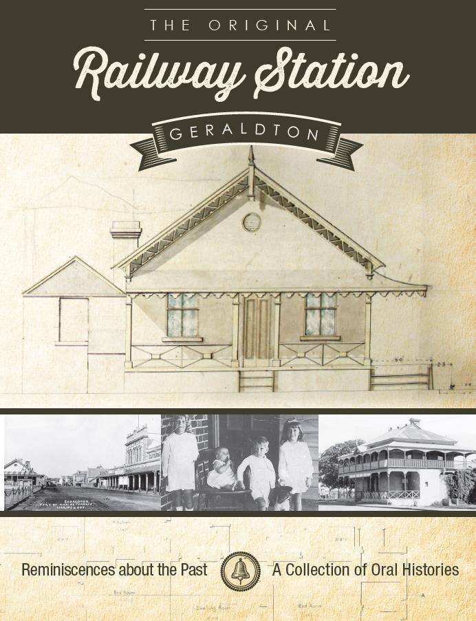 Original Railway Station OH