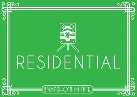 Snapshots in time - Residential