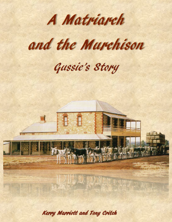 Book Launch - A Matriarch and the Murchison Gussie's Story