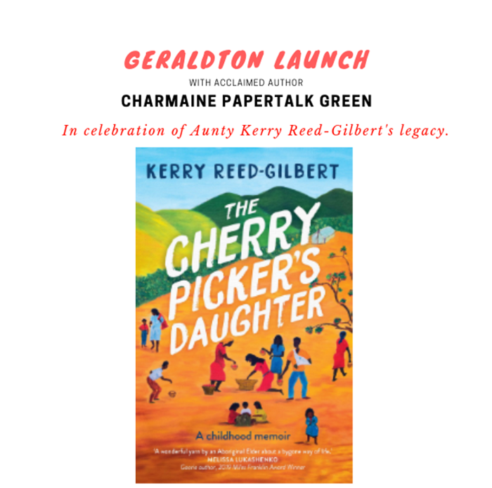 Book Launch - The Cherry Picker's Daughter