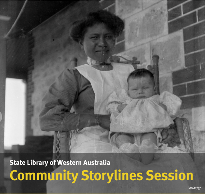 Community Storylines Session - Mullewa