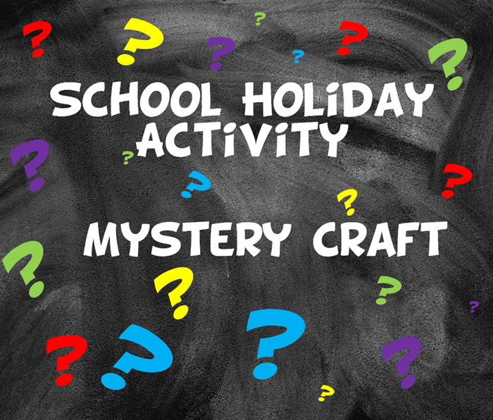 Pick-up Mystery Craft Pack
