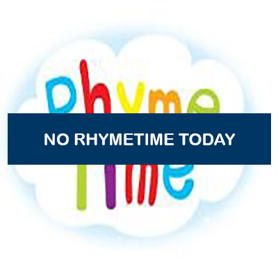 No Rhyme Time Today