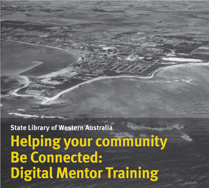 Be Connected: Digital Mentor Training