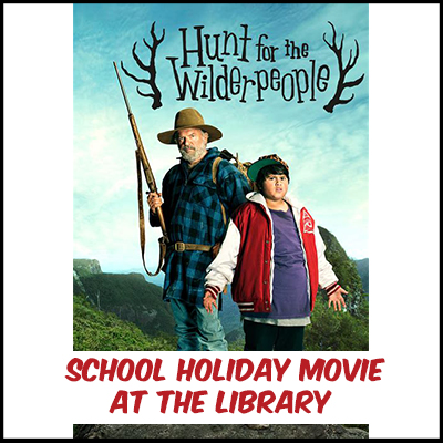 School Holiday Activity - Free Movie at the Library
