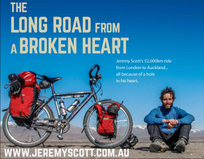 Book Launch - The Long Road from a Broken Heart
