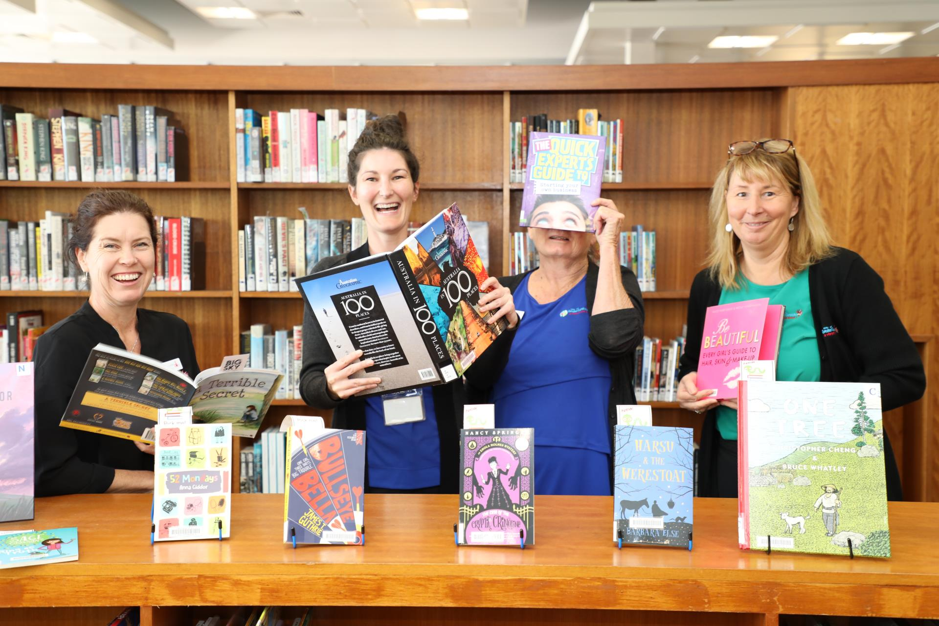 Library welcomes revamp