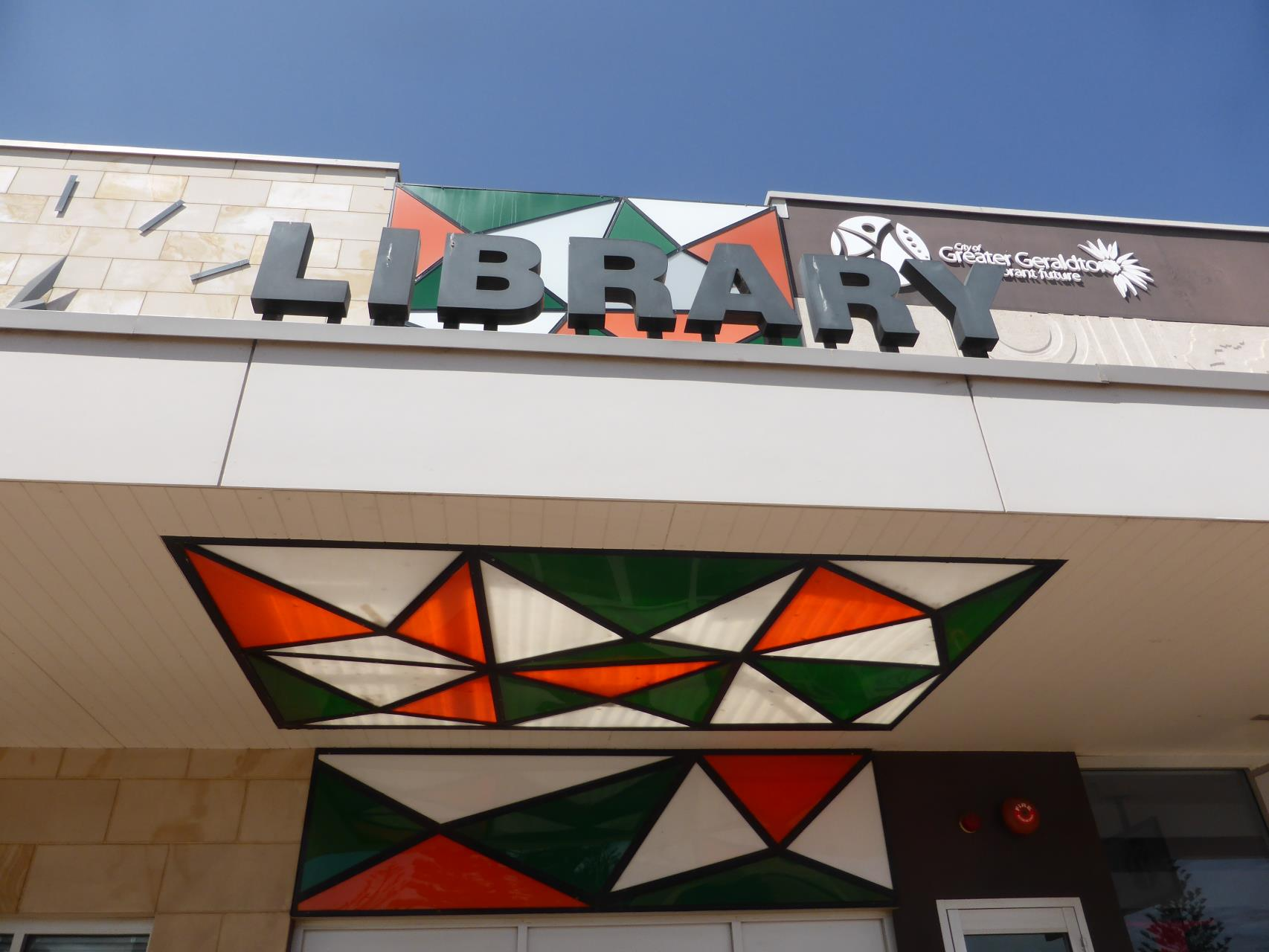 Geraldton Regional Library gets a Revamp!