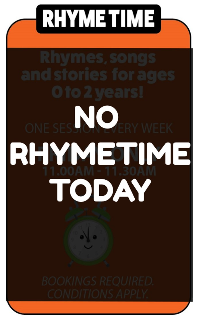 NO RHYMETIME